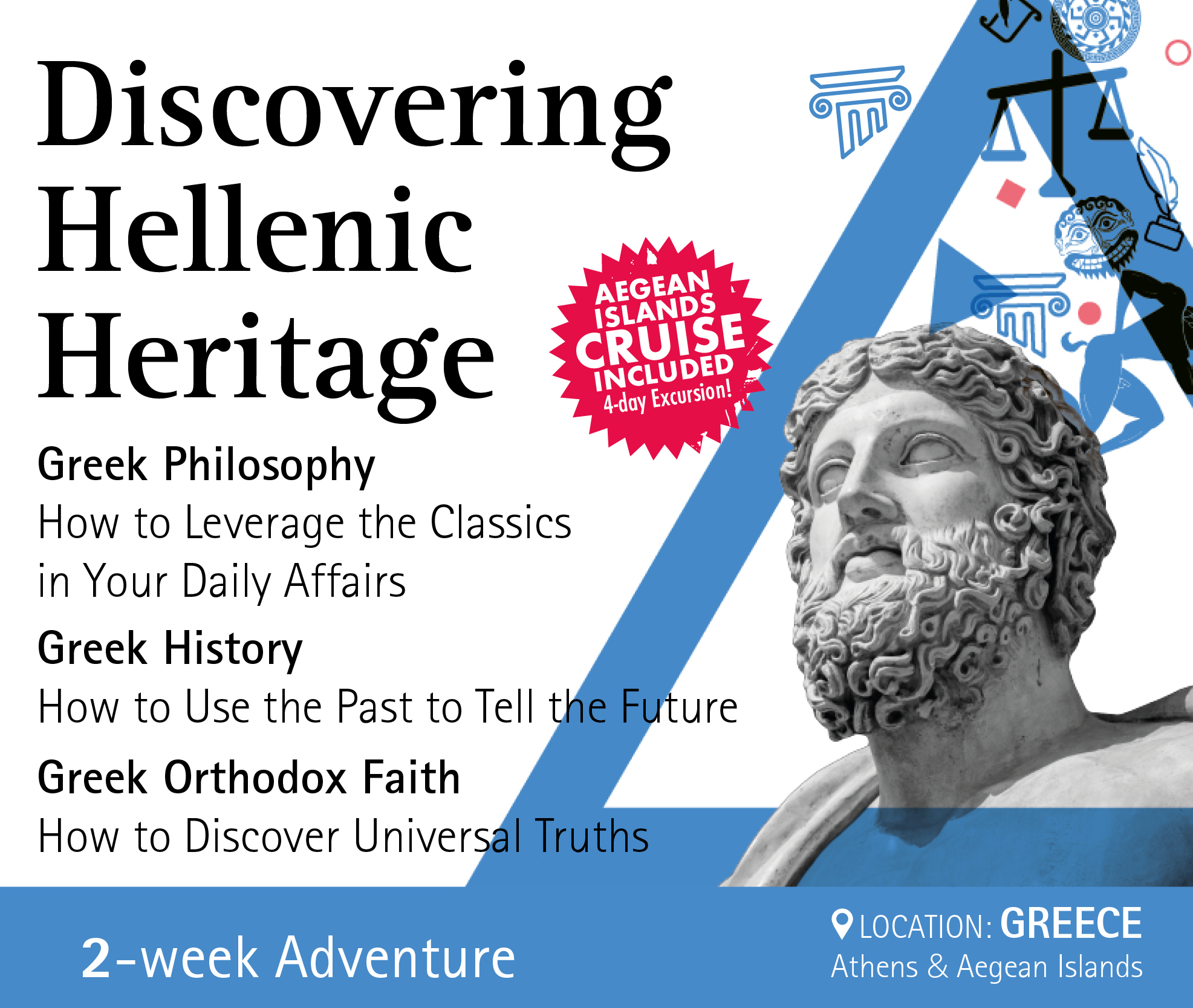 Discovering Hellenic Heritage