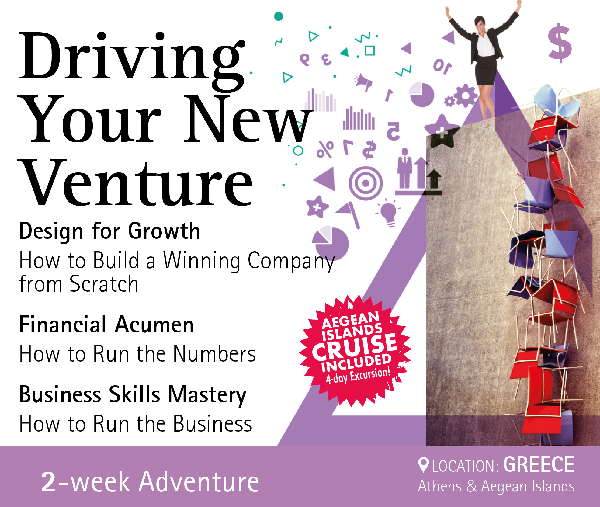 Driving your New Venture